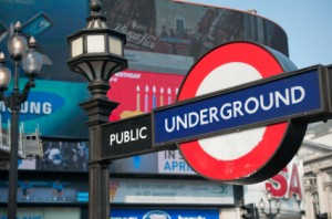 London Underground - Getting a Copywriting Jobs in London