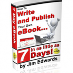 How To Write Your Own Ebook In 7 Days!